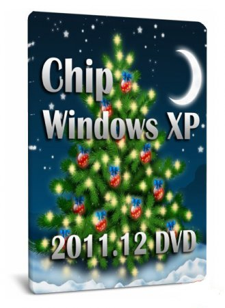 Chip Windows XP 17.12.2011 DVD (2011) PC